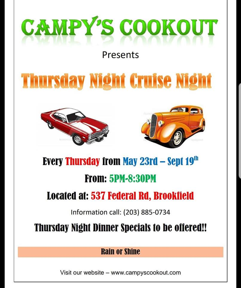 Campys Cruise Night