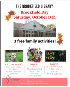 brookfield day library