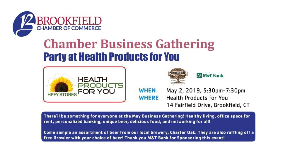 Party For You Hosted by the Brookfield Chamber of Commerce