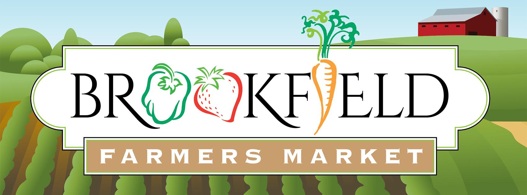 Brookfield CT Farmers Market Logo